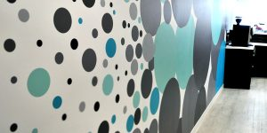 Bubble Wallcovering