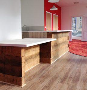 Timber Reception