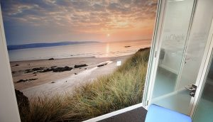 Sunset Wallcovering